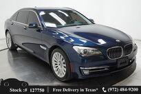 BMW 7 Series 740Li xDrive NAV,CAM,SUNROOF,CLMT STS,PARK ASST,19 2013