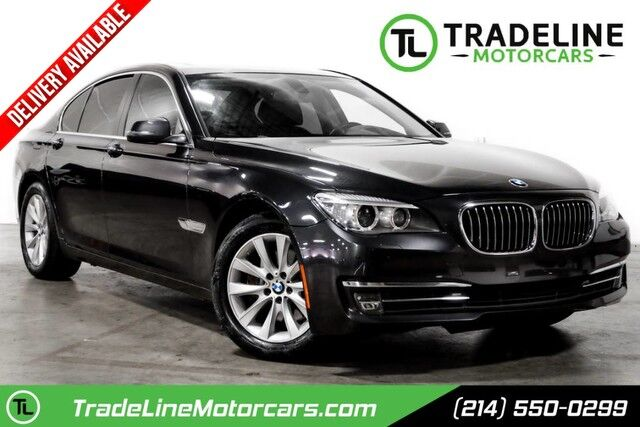 2013 BMW 7 Series 740i CARROLLTON TX