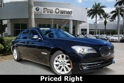 2013_BMW_7 Series_740i_ Coconut Creek FL