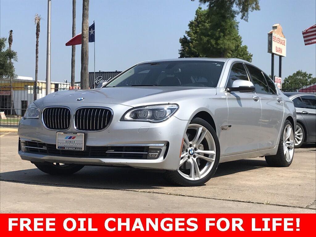2013_BMW_7 Series_740i_ Houston TX