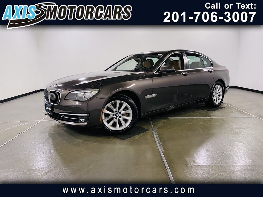 2013 BMW 7 Series 740i Jersey City NJ