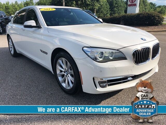2013 BMW 7 Series 740i Savannah GA