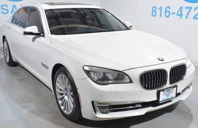 2013 BMW 7 Series 750Li Blue Springs MO