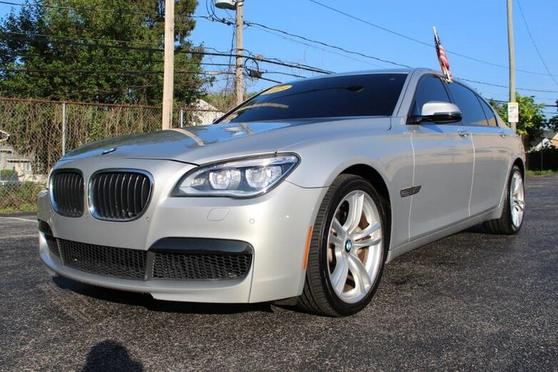2013 BMW 7 Series 750Li New Castle DE