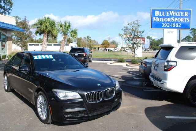 2013 BMW 7 Series 750Li Sedan Wilmington NC