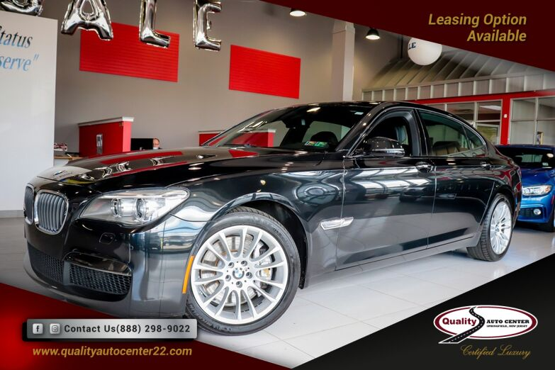 2013 BMW 7 Series 750Li xDrive M Sports Driving Assistance Package Cold Weather Springfield NJ