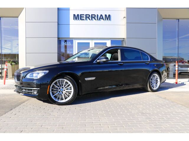 2013 BMW 7 Series 750Li xDrive Merriam KS