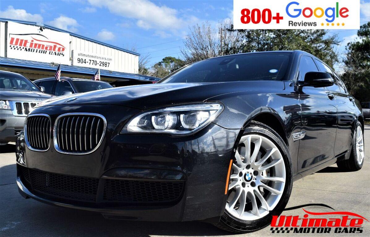 2013 BMW 7 Series 750i 4dr Sedan Saint Augustine FL