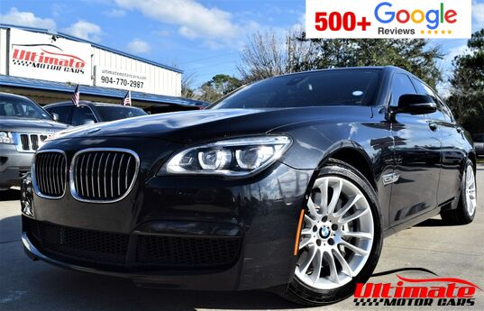 2013 BMW 7 Series 750i 4dr Sedan Saint Augustine FL
