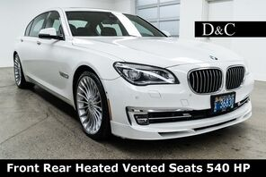 2013_BMW_7 Series_ALPINA B7 Front Rear Heated Vented Seats 540 HP_ Portland OR