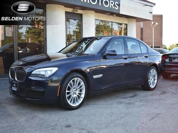 2013 BMW 740i M Sport