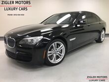 2013_BMW_750Li low miles_*M Sport Line * Executive Pkg HeadsUp Active Cruise low miles beautiful_ Addison TX