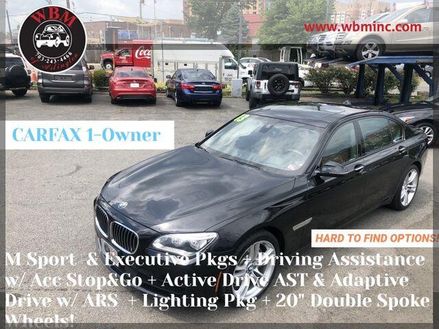 2013 BMW 750Li xDrive w/ M-Sport Package Arlington VA