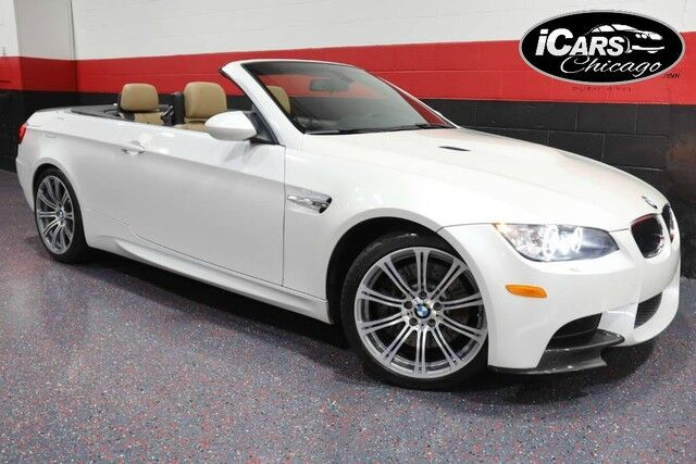 2013 BMW M3 2dr Convertible Chicago IL