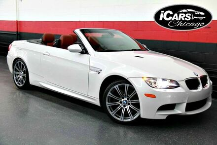 2013_BMW_M3_2dr Convertible_ Chicago IL