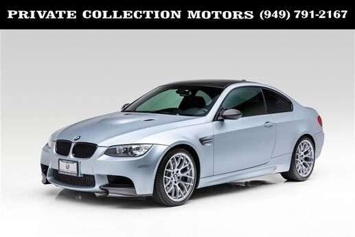 2013 BMW M3 6 Speed Manual Costa Mesa CA