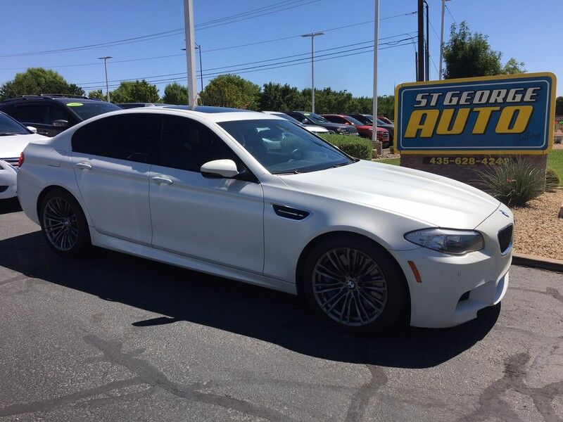2013 BMW M5 St George UT