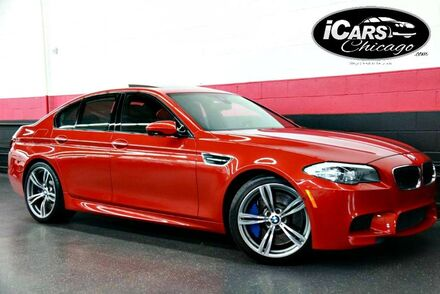 2013_BMW_M5_4dr Sedan_ Chicago IL