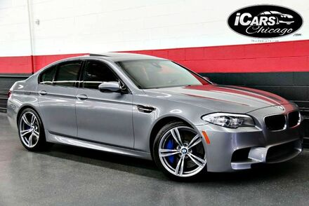 2013_BMW_M5 6-Speed Manual_4dr Sedan_ Chicago IL