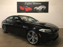 2013_BMW_M5_Blind Spot Lane Dep Carbon Fiber Executive Pkg Bang&Olufsen Sound_ Addison TX