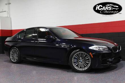 2013_BMW_M5_Executive Package 4dr Sedan_ Chicago IL