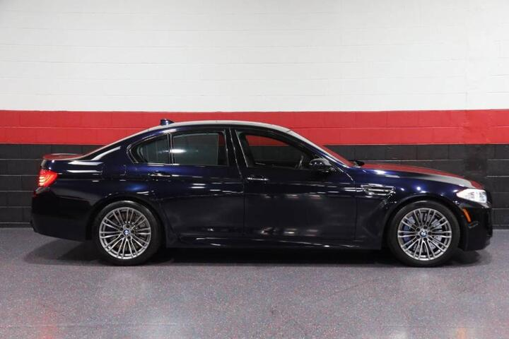 2013 BMW M5 Executive Package 4dr Sedan Chicago IL