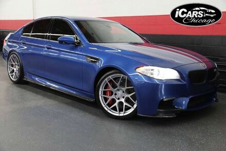 2013_BMW_M5_Executive Package 700HP 4dr Sedan_ Chicago IL