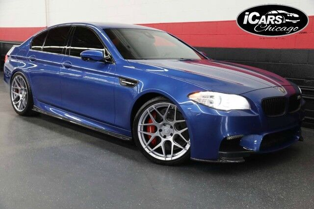 2013 BMW M5 Executive Package 700HP 4dr Sedan Chicago IL