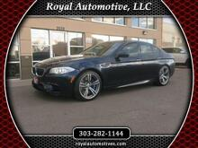 2013_BMW_M5_Sedan_ Englewood CO