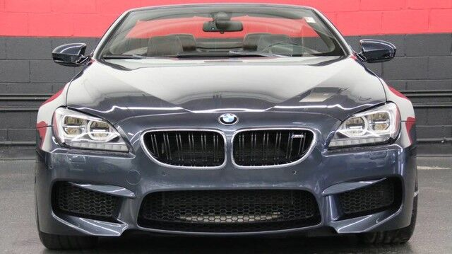 2013 BMW M6 2dr Convertible Chicago IL