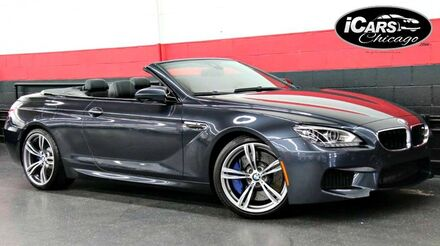 2013_BMW_M6_2dr Convertible_ Chicago IL