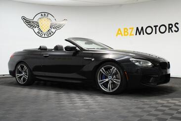 2013_BMW_M6_Bang Olufsen Sound,HUD,Nav,Camera,Blind Spot,AC Seats_ Houston TX