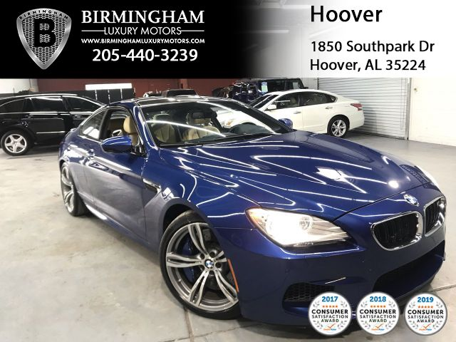 2013 BMW M6 Coupe Hoover AL