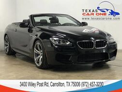 2013_BMW_M6_DRIVER ASSIST PKG EXECUTIVE PKG NAVIGATION HEADUP DISPLAY BLIND_ Carrollton TX