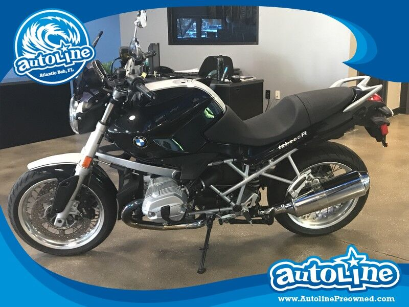2013 BMW R1200R MOTORCYCLE