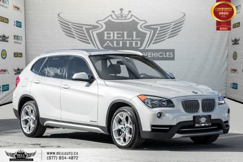 2013 BMW X1 35i, NO ACCIDENT, AWD, NAVI, PANO ROOF, ALLOY, BLUETOOTH Toronto ON