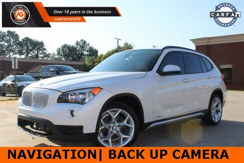 2013_BMW_X1_sDrive28i_ Gainesville GA