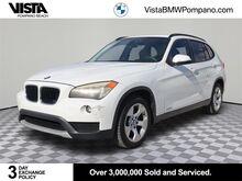 2013_BMW_X1_sDrive28i_ Coconut Creek FL