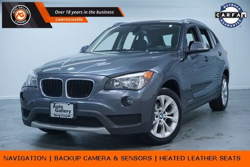2013_BMW_X1_xDrive28i_ Gainesville GA
