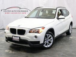 2013_BMW_X1_xDrive28i / 2.0L Twinpower Turbocharged Engine / AWD xDrive / Su_ Addison IL