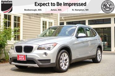 2013_BMW_X1_xDrive28i_ Boxborough MA