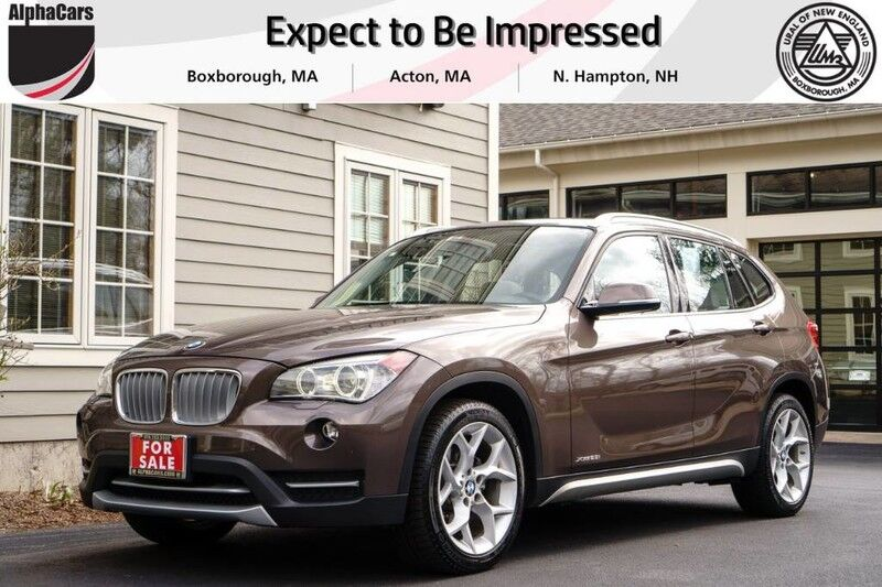 2013 BMW X1 xDrive28i Boxborough MA