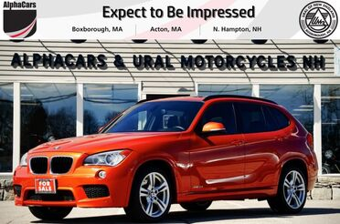 2013_BMW_X1_xDrive35i M-Sport_ Boxborough MA