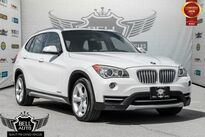 BMW X1 xDrive35i PANORAMIC SUNROOF LEATHER INTERIOR BLUETOOTH ALL WHEEL DRIVE 2013