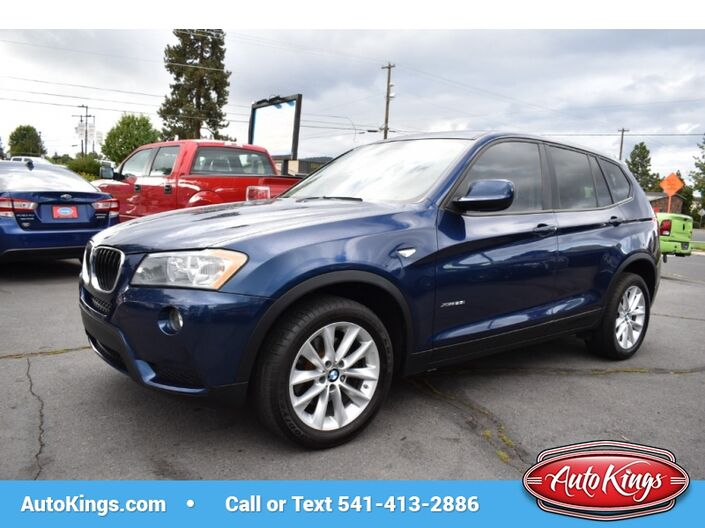 2013 BMW X3 AWD 28i Bend OR