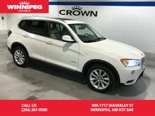 2013_BMW_X3_AWD/35i/One owner/Low KM/Panoramic roof_ Winnipeg MB