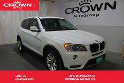2013_BMW_X3_AWD 4dr 28i_ Winnipeg MB