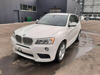 2013 BMW X3 XDrive 35i | AWD | LEATHER | *LOW KM*