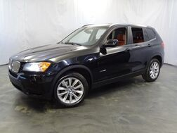 2013_BMW_X3_xDrive28i / 2.0L Engine / AWD xDrive / Panoramic Sunroof / Push start / Bluetooth / Heated Seats and Steering Wheel_ Addison IL
