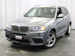 2013_BMW_X3_xDrive28i AWD M-sport Package_ Addison IL